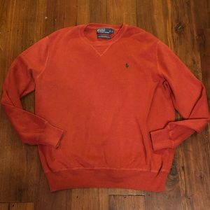 WORN ONCE Men's Polo Ralph Lauren sweatshirt Sz  L